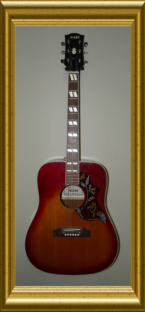 Mann Guitar Hummingbird