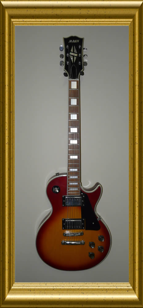 Mann Guitar LP Custom