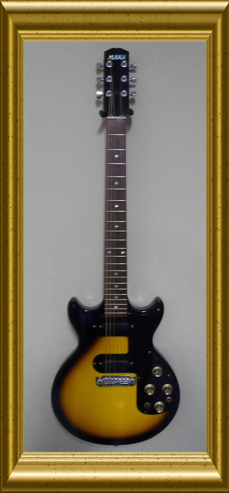 Mann Guitar Melody Maker